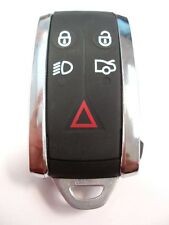 Replacement 5 button case for Jaguar XF XK remote key fob