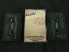 NOW THATS WHAT I CALL MUSIC I5 RARE DOUBLE CASSETTE TAPE! PSB SIMPLE MINDS INXS
