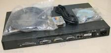 Cisco 2509 Access Server Router with 16D/16F Ready to use Config NM-16A NM-32A