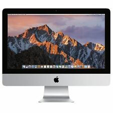 "Apple iMac 21.5"" Quad Core i5 2.7ghz 12gb 1tb mc813b, 2011 MAGGIO un grado waranty"
