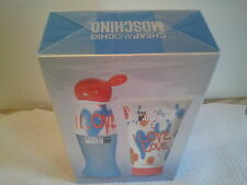MOSCHINO CHEAP AND CHIC I LOVE WOMENS EDT PERFUME FRAGRANCE & BODY LOTION SET