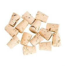 "100 CORKS #RL3 Size 1 Craft Wine Bottle  New 9/16"" Natural #ST13 Free Shipping"