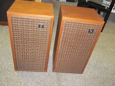 Vintage Pair Rectilinear XI Speakers