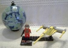 Lego: Star Wars: Series 1: 9674: Naboo Starfighter & Naboo Loose Toy