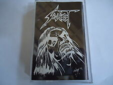 NEW Sadist Black Screams US VINTAGE 1992 TAPE Cassette C27 WILD RAGS MUSIC DEATH