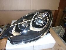 GENUINE PORSCHE MACAN LEFT LITRONIC HEADLIGHT P/N 95B.941.031.CR