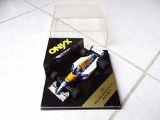 Williams Renault FW15C Alain Prost n°2 Onyx 172 1/43 1993 F1 Formule 1