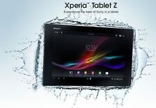 Sony Xperia z4 tablet 32gb wifi 4g black or whitw HK stock sealed  LTE 10.1 Ich