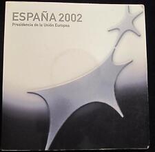 *GUTSE* ESTUCHE OFICIAL 12 EUROS, AÑO 2002, SIN CIRCULAR