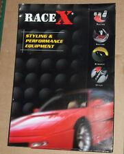 Race-x/cumbre Automotive estilo y rendimiento equipo Catálogo Edición de Reino Unido