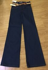PULL&BEAR SICKONINETEEN ZARA NEW HIGHWAISTED FLARED JEANS S14. ZJ276