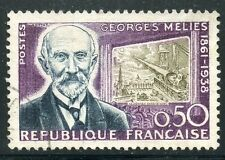 STAMP / TIMBRE FRANCE OBLITERE N° 1284 GEORGES MELIES / photo non contractuelle