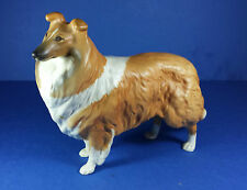 BESWICK POTTERY ENGLAND COLLIE DOG LOCHINRAR OF LADYPARK IN MATT DESIGN NO 1791