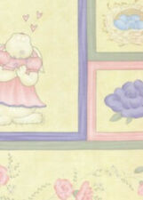Whispers in the Wind Panel Moda Fabrics Bunny Baby Print    BFab