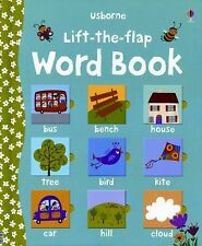 Lift-the-Flap Word Book-ExLibrary