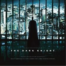 The Dark Knight OST Hans Zimmer James Newton Howard Vinyl LP 180g New Sealed