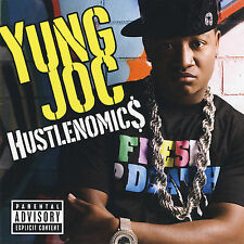 FREE US SH (int'l sh=$0-$3) NEW CD Yung Joc: Hustlenomics MVI DVD + Bonus CD