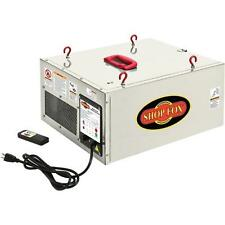 SHOP FOX W1830 3 Speed Air Filter w/ Timer and Remote (New in Box)