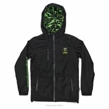 Pro Circuit Monster Energy Mens Casual Vegas Jacket Small black CL004S
