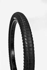 "NEW DK Photon 20x2.1 "" BMX Tire Black Wall High Pressure Light Weight Dirt Park"