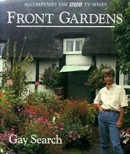 Search, Gay FRONT GARDENS Hardback BOOK