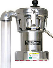 Nutrifaster 450 Commercial Centrifugal Fruit and Vegetable Juicer ~  NF450