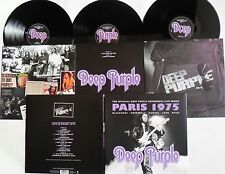 LP DEEP PURPLE Paris 1975 (3LP) EAR MUSIC 0209764ERE – STILL SEALED