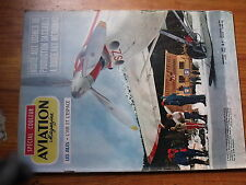 $$ Revue Aviation Magazine N°368 Dassault Bordeaux-Merignac  Air France Afrique