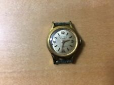 Used - Vintage Lady Manual watch BUTEX Reloj Gold plated Plaqué dorado - Swiss