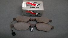 ALFA 147 156 FRONT BRAKE PADS MODELS WITH SOLID DISC