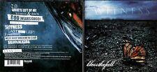 Witness cd album- Bless The fall