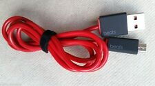 USB Power Charger Charging Lead Cable Cord For Beats By Dr. Dre Studio Headphone