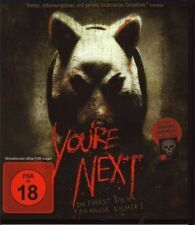 YOURE NEXT + V/H/S EXKLUSIVE FANVERSION - LIMITED SPECIAL EDITION 2 DVD BOX  Neu