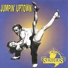THE SENDERS JUMPIN' UPTOWN BIG BAND SWING, JUMP BLUES CD BLUE LOON RECORDS