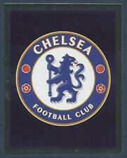 TOPPS 2011 PREMIER LEAGUE #137-CHELSEA TEAM BADGE-SILVER FOIL