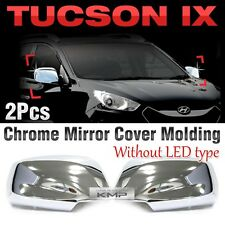 Chrome Mirror Cover Garnish Molding Trim B636 For HYUNDAI 2010-2015 Tucson ix