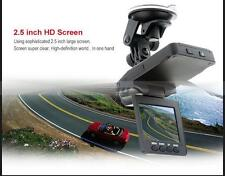 "Car Dash Cam HD DVR Video Recorder 2.5"" LCD Screen Audio Motion Det. w/ BATTERY"