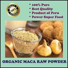 1kg MACA POWDER RAW ORGANIC POWER SUPERFOOD FROM PERU PREMIUM QUALITY AVAILABLE