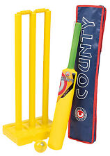Hunts County Flash Cricket Set - Size 6