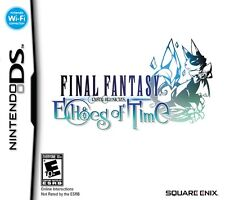 Final Fantasy Crystal Chronicles: Echoes Of Time DS