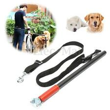 Bicycle Bike Dog Pet Walk Exerciser Lead Leash Jogging Cycling Distance Keeper