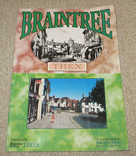 Braintree Then and Now :  Braintree and Witham Times PB