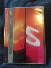 Adobe CS5 Design Premium For Mac - Full Retail License - 2x Mac Installer