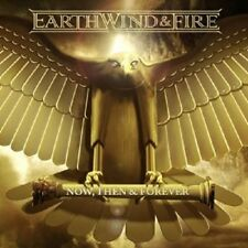 Earth wind & Fire-Now, then & forever CD 10 tracks international pop NEUF