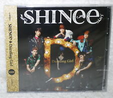 SHINee Dazzling Girl Taiwan CD -Normal Edition- [Japanese Language]