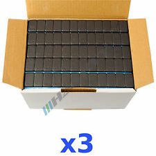 3x 6KG 18KG BLACK Wheel weights 12x5g Klebegewichte 200 Bar Adhesive bars
