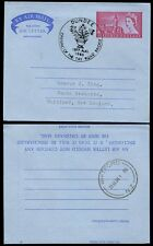 GB STATIONERY AIRLETTER 1966 TAY BRIDGE SCOTLAND SPECIAL PMK...GEORGE KING