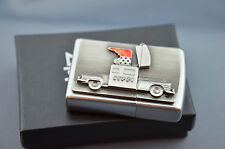awesome ZIPPO car - special car edition 2013 - heavy plate collectible item