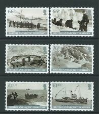 BRITISH ANTARCTIC TERRITORY 2015  EXPLORATION UNMOUNTED MINT, MNH