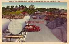 STORAGE AND LOADING YARDS, CITIZENS TRANSFER AND COAL CO., ASHEVILLE, N. C.